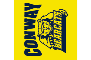 Conway Bearcats THE MINI RaceDay Bag - SHIPS IN ABOUT3 WEEKS