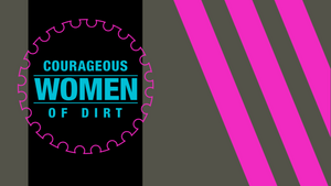 Courageous Women of Dirt '19 RACEDAY BAG