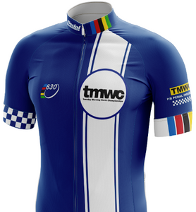 TMWC 2020 SPEED JERSEY SHORT SLEEVE - Ladies