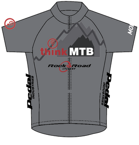 ThinkMTB CLUB CUT Jersey '19