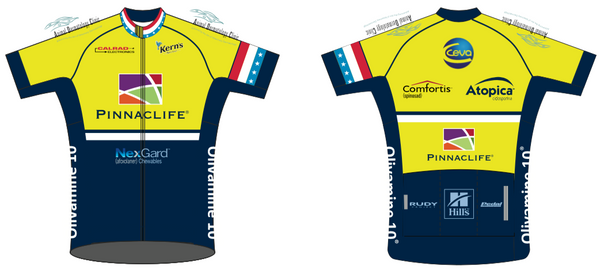 Radsport '19 RACE JERSEY Short Sleeve  - National Champ - Ships In About 4 weeks