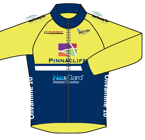 RADSPORT '19 LONG SLEEVE RACE JERSEY - SHIPS IN ABOUT 4 WEEKS