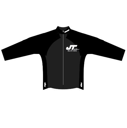 JT RACING '19 LONG SLEEVE Fleece-lIned - Black