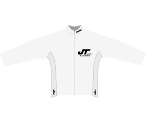 JT RACING '19 LONG SLEEVE Fleece-lIned - White