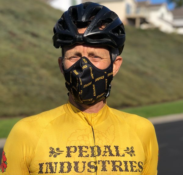 Cycling Goat Ranch FLEECE FACE MASK