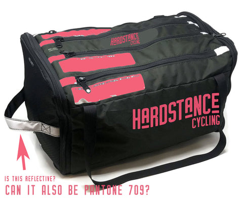 Hardstance RACEDAY BAG - ships in about 3 weeks