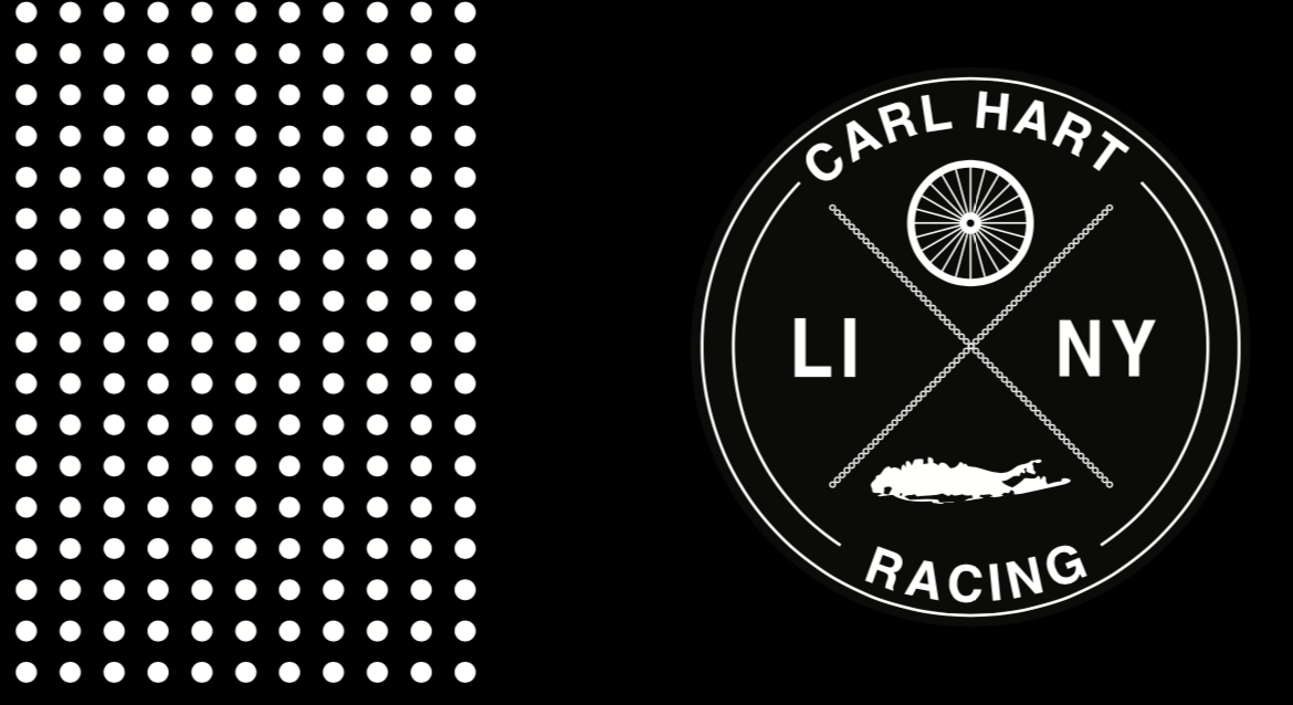 Carl Hart ROAD RACEDAY BAG - ships in about 3 weeks