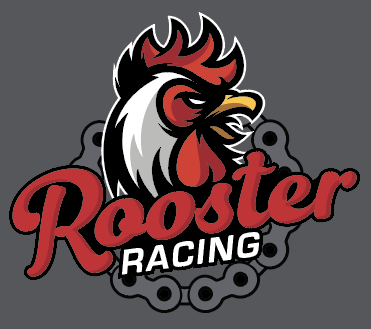 Rooster Racing 2018 SUBLIMATED SOCK