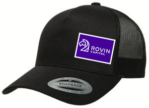 Rovin  Podium Snapback - ships in about 3 weeks