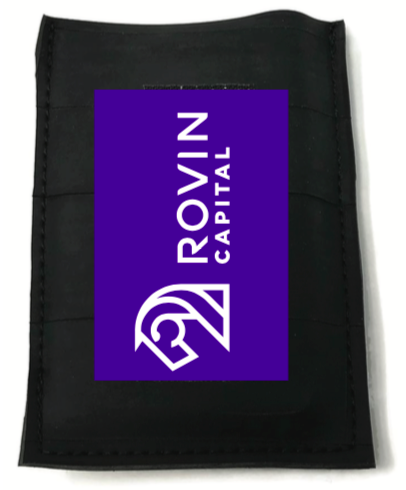 Rovin RaceDay (tm) Wallet - SHIPS IN ABOUT 3 WEEKS