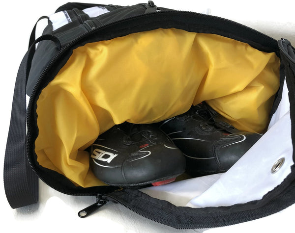 3' Cycling RACEDAY BAG - ships in about 3 weeks