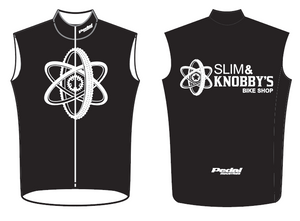 Slim n Knobby's 2019 black VEST