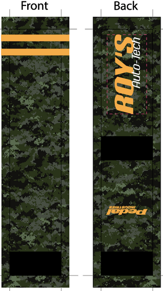 Team KMA SUBLIMATED SOCK - SHIPS IN ABOUT 4 WEEKS