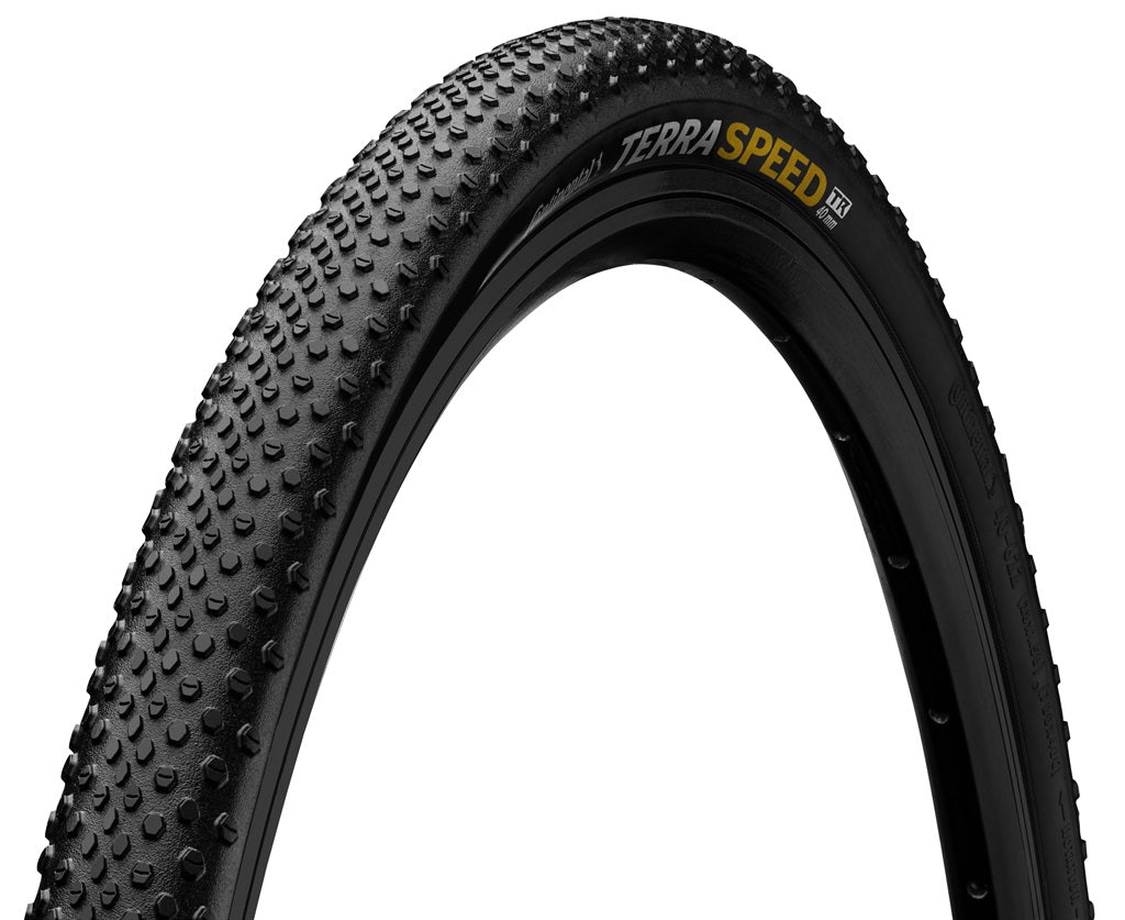 CONTI Terra Speed 700x Fold ProTection TR + Black Chili