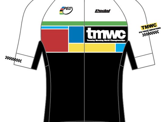 TMWC '19 SPEED JERSEY 1/2 SLEEVE - ships in 3-4 weeks