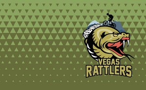 Vegas Rattlers RACEDAY BAG