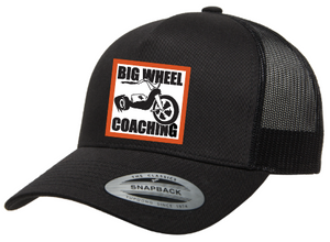 Big Wheel Coaching Premium Snapback - ships in about 3 weeks