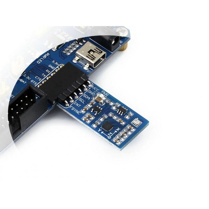 10 DOF IMU Sensor MPU9250 and BMP280 Low Power Inertial Measurement Unit