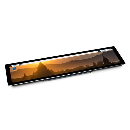 11.9 inch 320x1480p HDMI IPS Capacitive Touch Screen LCD with Toughened Glass Cover
