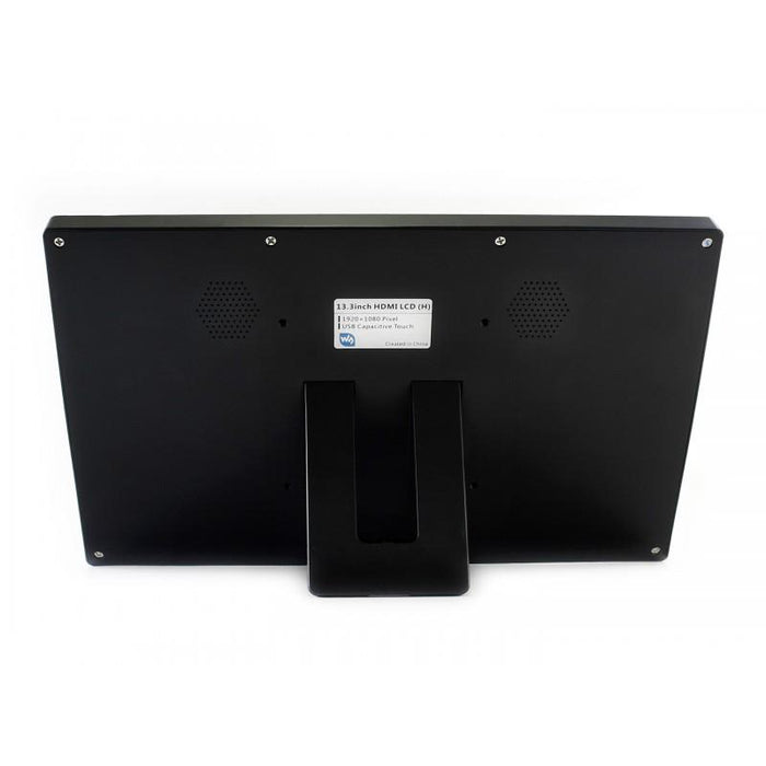 13.3 Inch 1920x1080p HDMI IPS Capacitive Touch Screen with Case