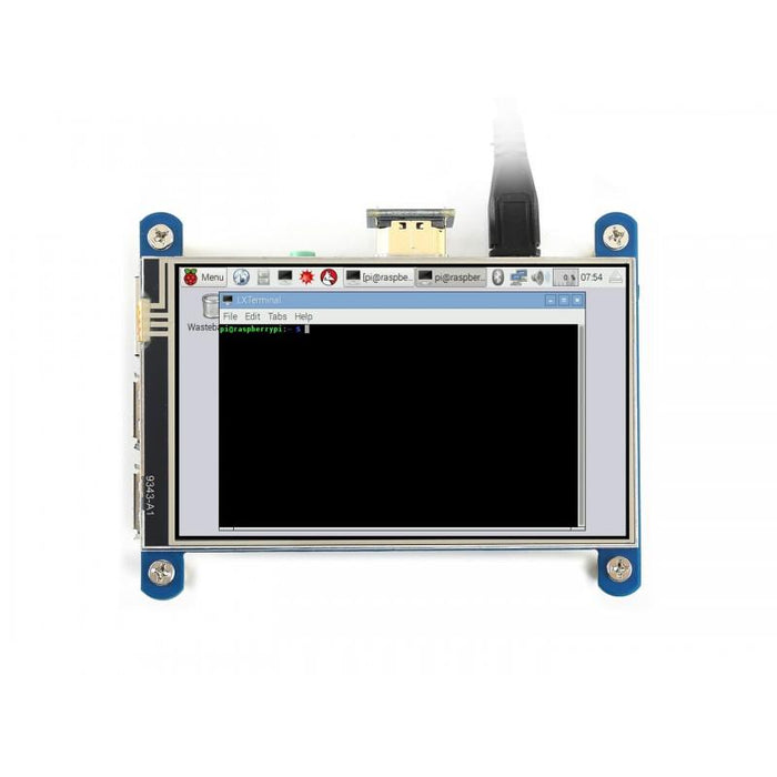 4 inch HDMI LCD for Raspberry Pi (480x800p / IPS / Type H)