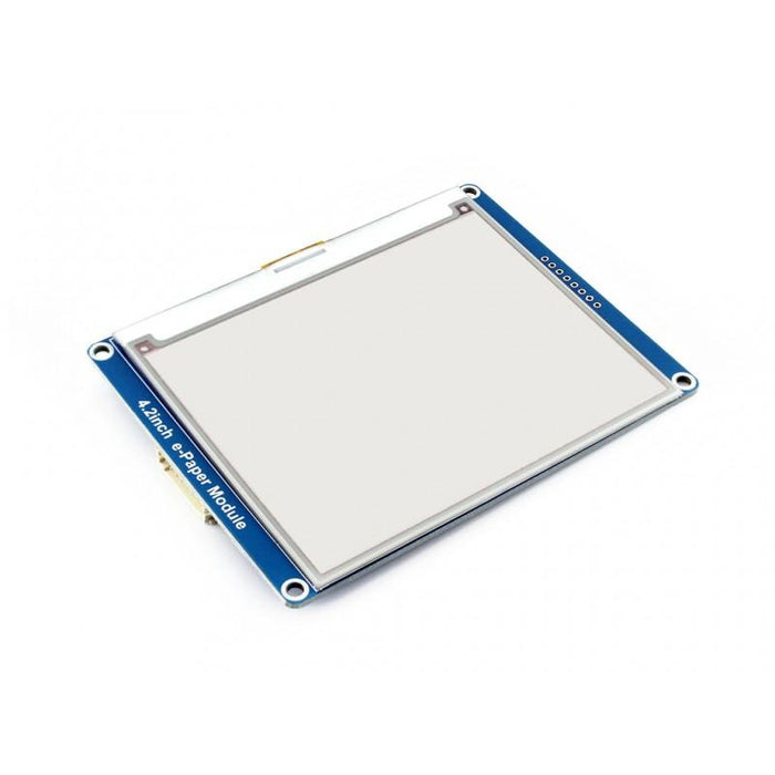4.2inch Three Color 400x300p E Ink Display Module with SPI Interface