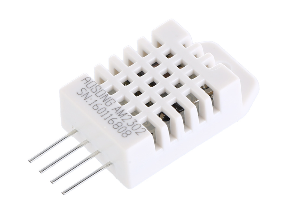 DHT22 Digital Sensor for Temperature and Humidity