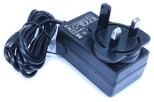 12V/2A Power Supply (UK Plug) for ODROID-N2 and ODROID-HC1