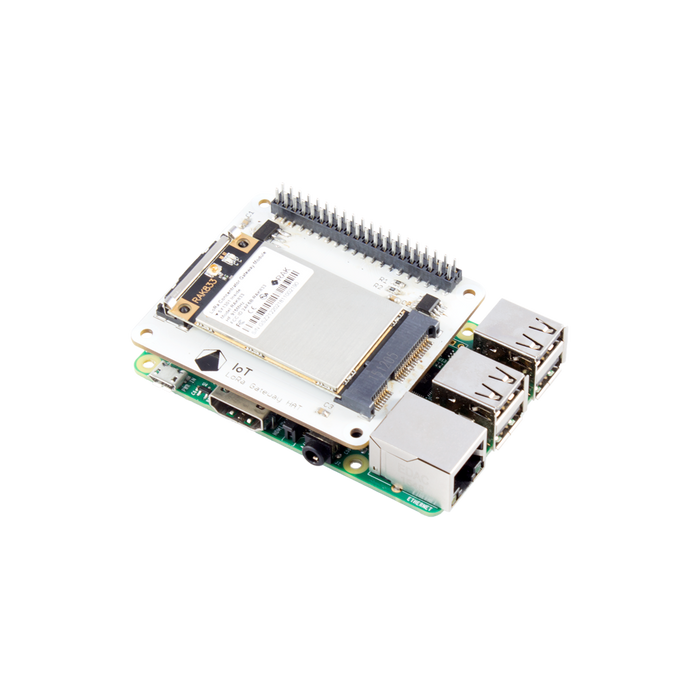 IoT LoRa Gateway HAT 868MHz for Raspberry Pi