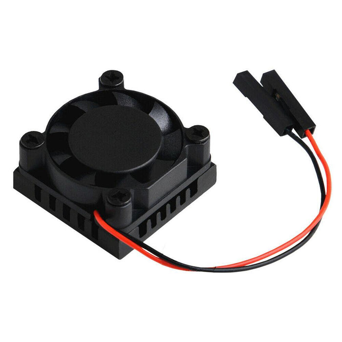Square Cooling with Heatsink Cooler Kit for Raspberry Pi