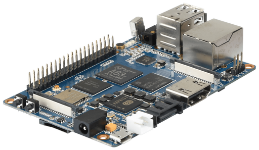 Banana Pi M3 8GB eMMC 1.8 GHz Octa Core with Onboard WiFi and BT4.0