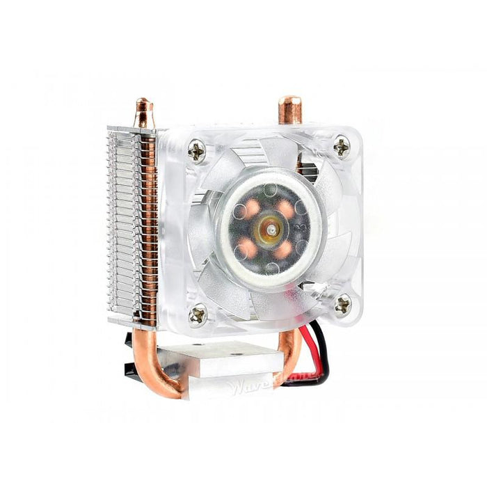 5V DC ICE Tower CPU Cooling Fan for Raspberry Pi 4B and 3B Multi Layer Heatsink