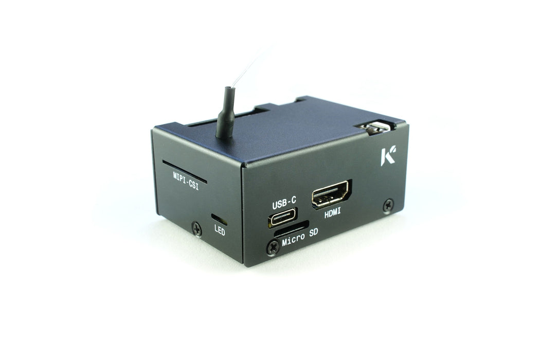 KKSB NanoPi NEO4 Aluminum Case with Integrated Heatsink