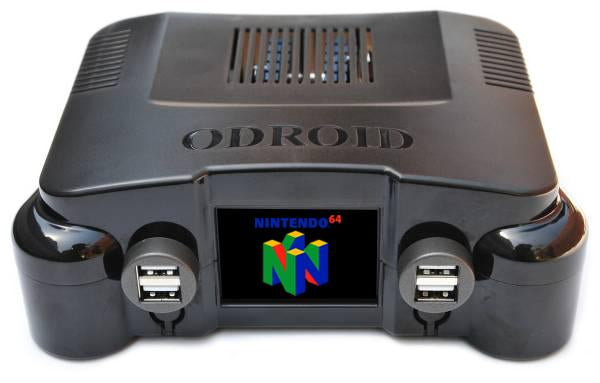 OGST Gaming Console Kit for Odroid XU4 and XU4Q