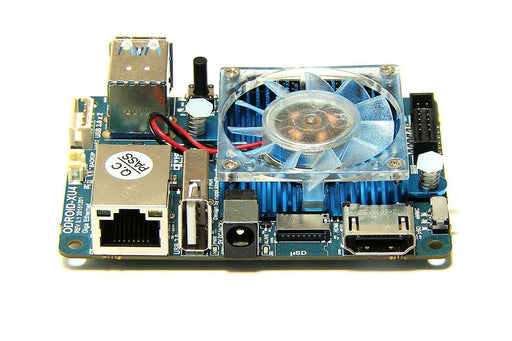ODROID-XU4 with Cooling Fan