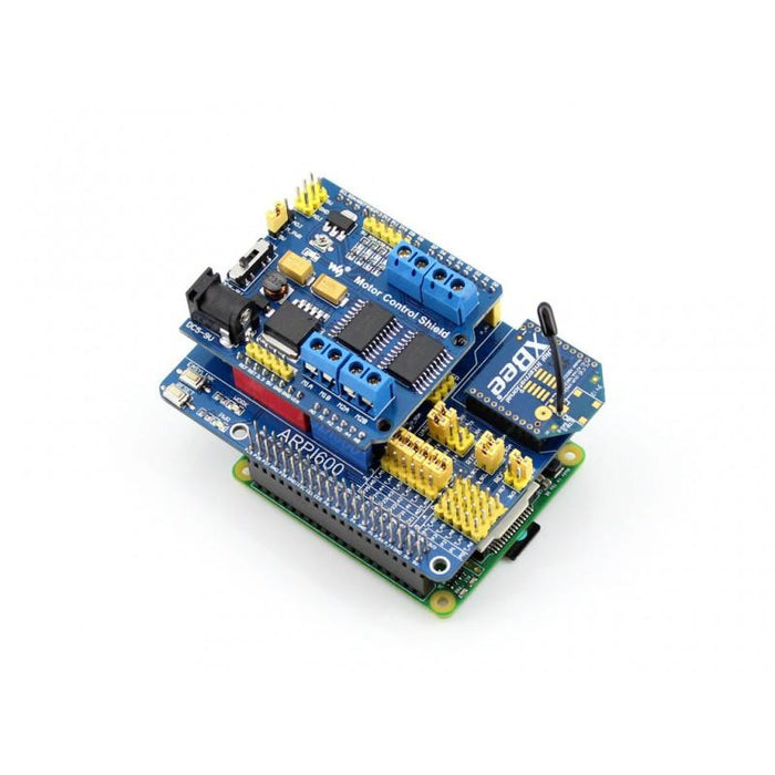 ARPI600 Adapter Board for Arduino and Raspberry Pi ICSP Interface XBee Connector