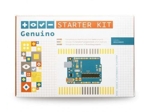 Arduino / Genuino Starter Kit with UNO Rev3