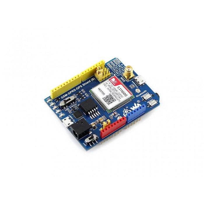 GSM / GPRS / GPS Arduino Shield (B) for Europe