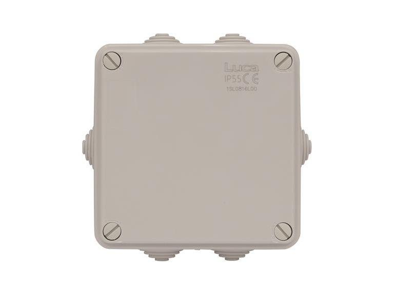 100x100x50mm Junction Box IP55 Rated