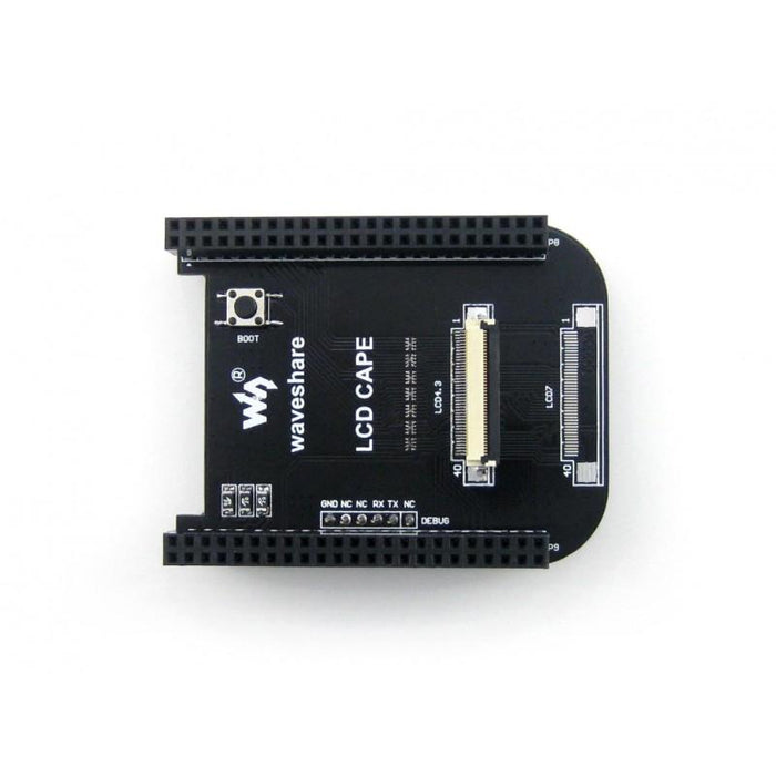BeagleBone LCD CAPE for 4.3 Inch Resistive Touch Screen