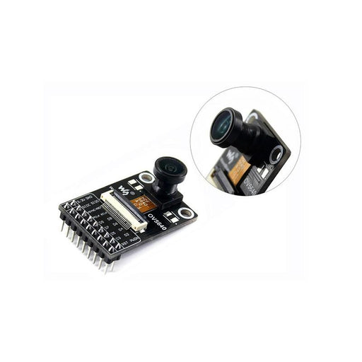 2592x1944p 170o FoV 5MP OV5640 USB Camera with Fisheye Lens