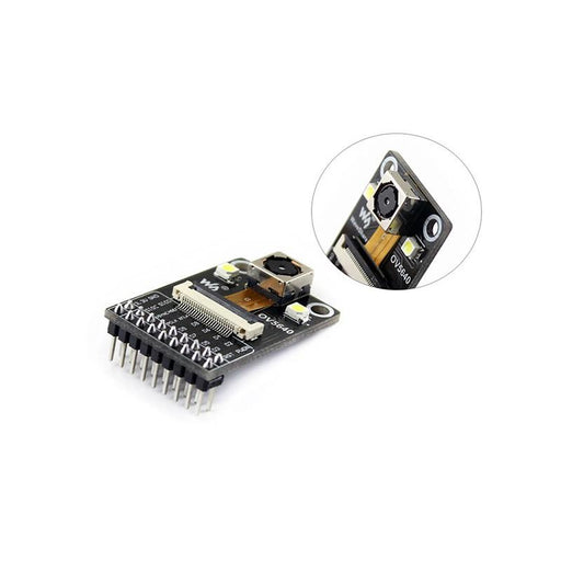 2592x1944p 5MP OV5640 Camera Module with Onboard Flash and Auto Focusing