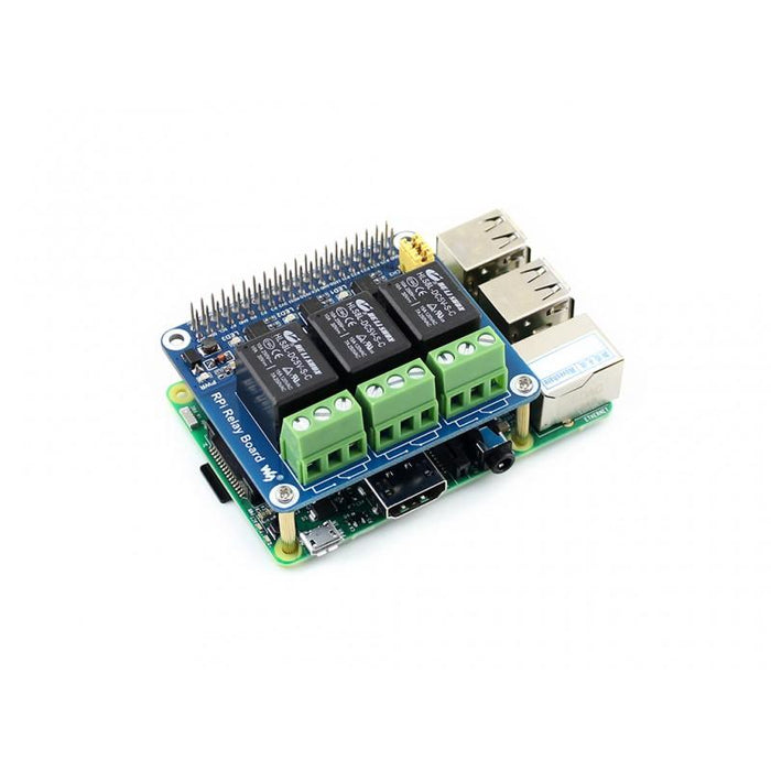 RPi Relay Board - Power Expansion for Raspberry Pi