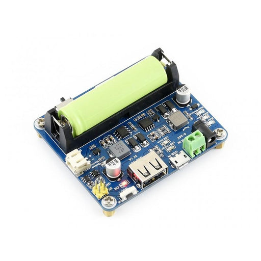 Solar Power Manager for 6V to 24V Solar Panel with MPPT and Protection Circuits