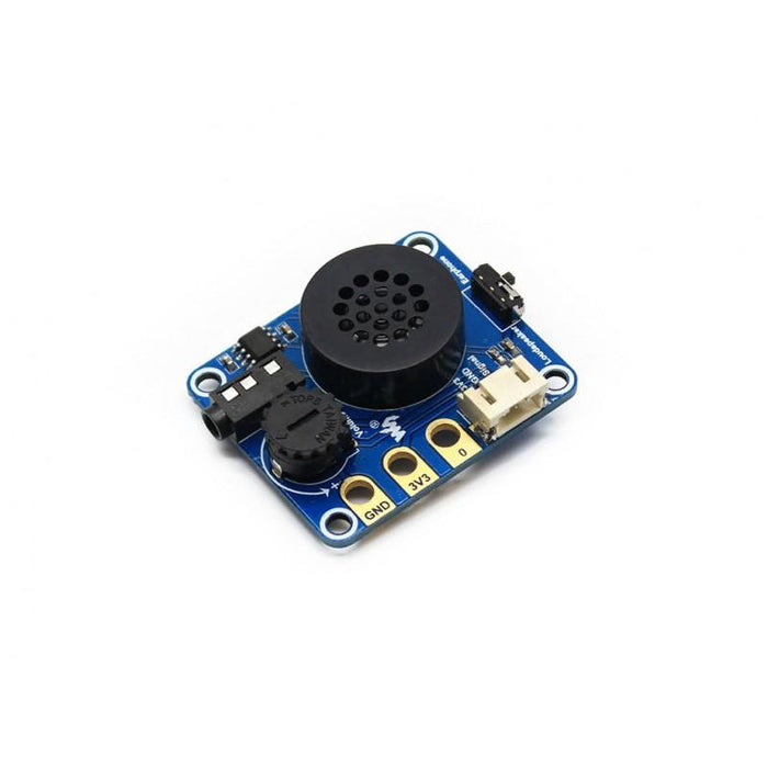 Music Player Speaker Expansion for micro:bit and Arduino Development