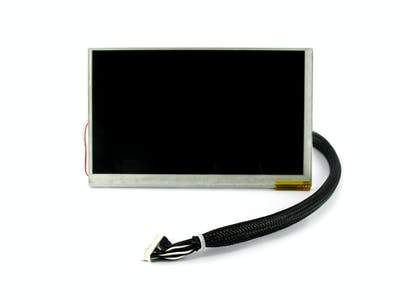 7 inch Touch LCD for UDOO Dual and Quad