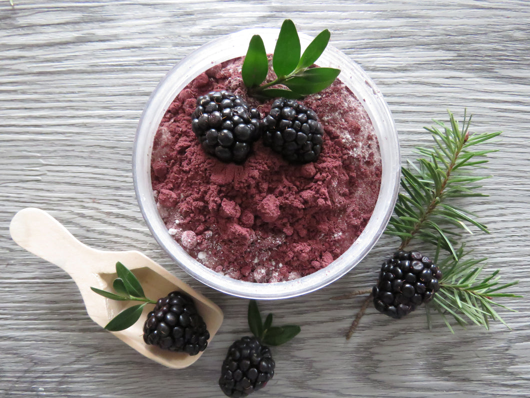 BLACKBERRY GLACIAL CLAY