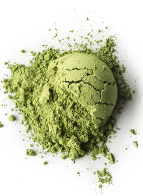 GREEN TEA GLACIAL CLAY