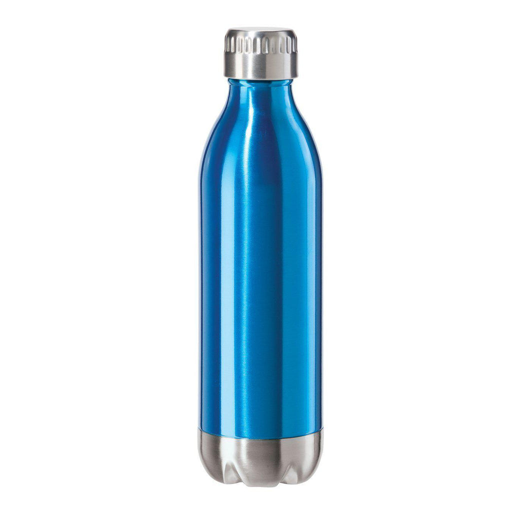 806780c0a05 Oggi 8085.5 Stainless Steel Calypso Double Wall Sports Bottle with Scr