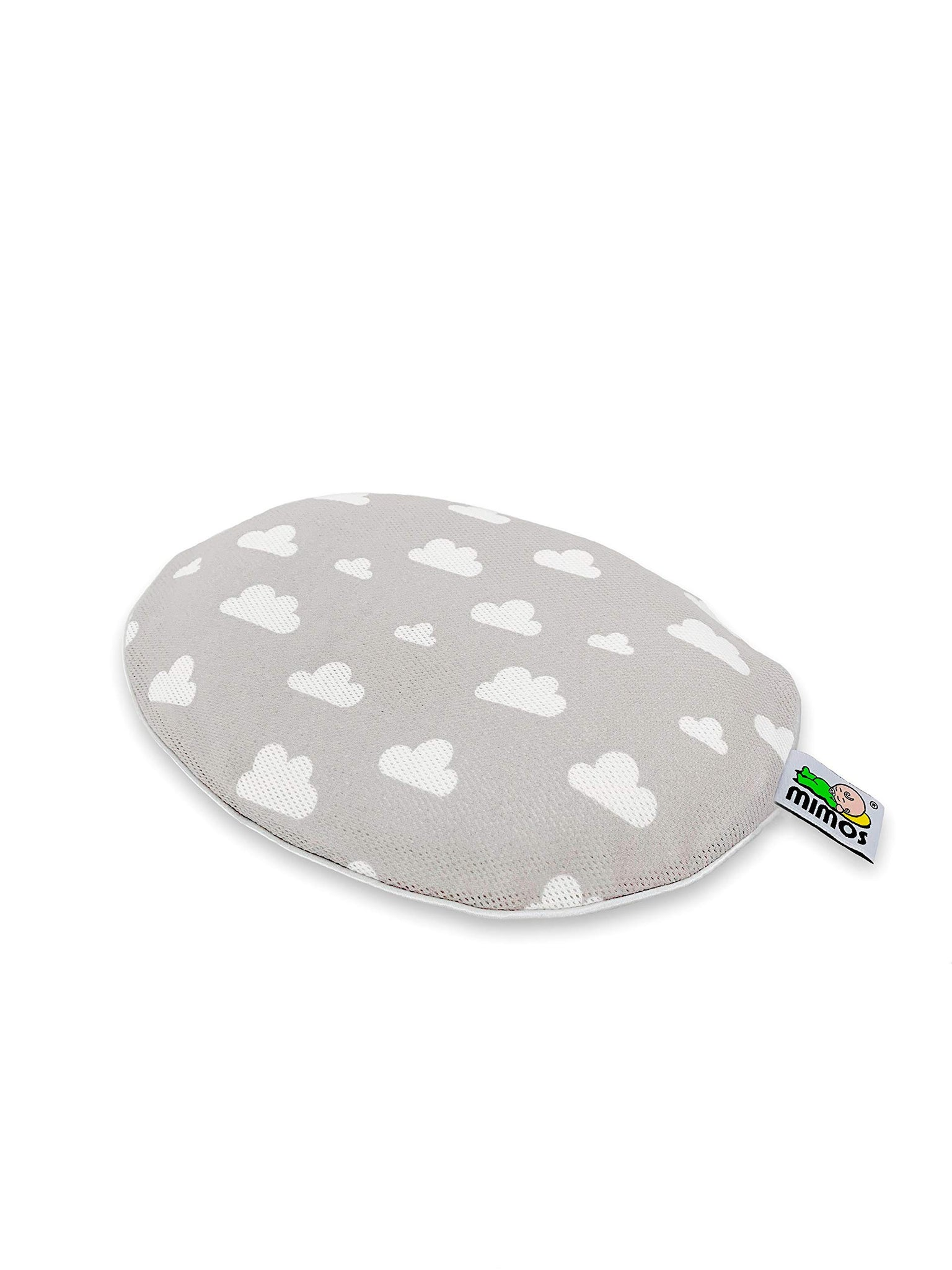 Grey Cloud Mimos Pillow Cover – Mimos